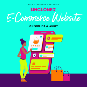 UnCloned® E-Commerce Website Audit & Checklist