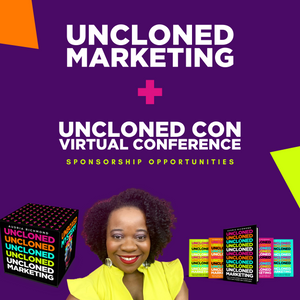 UnCloned Marketing Book + UnCloned Con 2020 Sponsorship Opportunities
