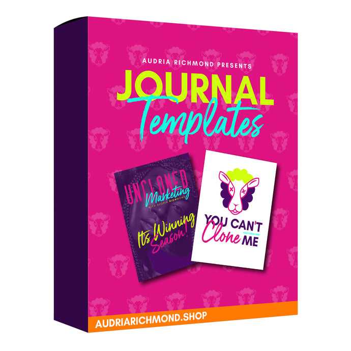 Journal Templates: How to Create a Journal for  Your Brand or Clients