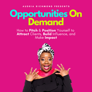 Opportunities On Demand Workshop Replay + UnCloned Pitch Physical Workbook