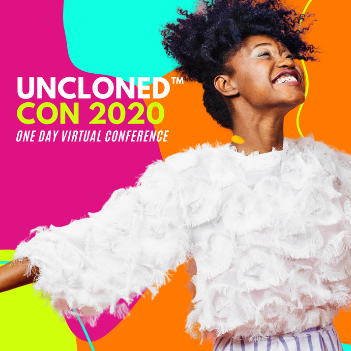 UnCloned Con 2020 with Audria Richmond