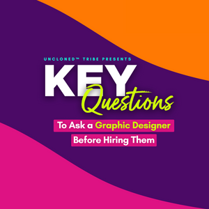 Key Questions to Ask Your Graphic Designer Before Hiring Them