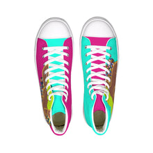 Load image into Gallery viewer, Un Hightop Canvas Shoes
