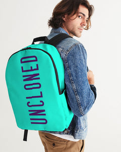 Un Teal Classic Large Backpack