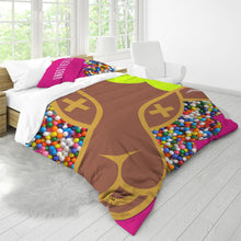 Load image into Gallery viewer, Un King Size Duvet Cover Set