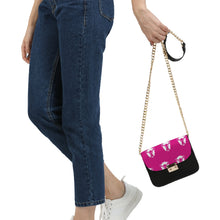 Load image into Gallery viewer, Un Pink Purse Small Shoulder Bag