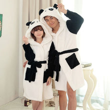 Load image into Gallery viewer, Women's Soft Animal Dress Robes