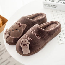 Load image into Gallery viewer, Women's Non-Slip Animal Slippers.