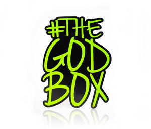 The God Box Stickers (set of 2)