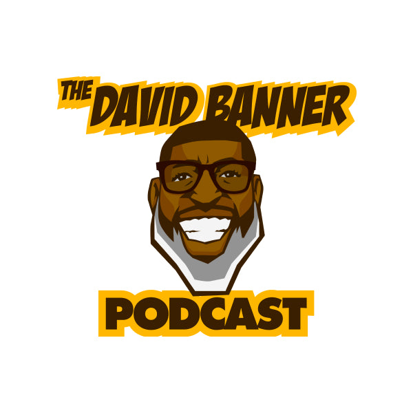 The David Banner Podcast Stickers (set of 2)