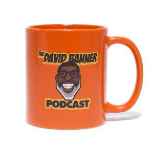 The David Banner Podcast Mug
