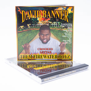Them Firewater Boyz CD
