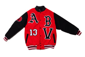 Limited Edition - ABV Varsity Jacket (PRE-ORDER)