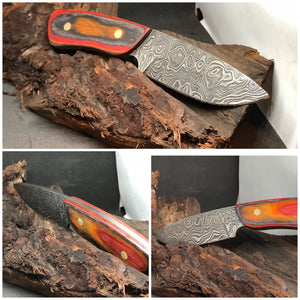 [Hand Forged Custom Knives] - Bearded Bastard Blades