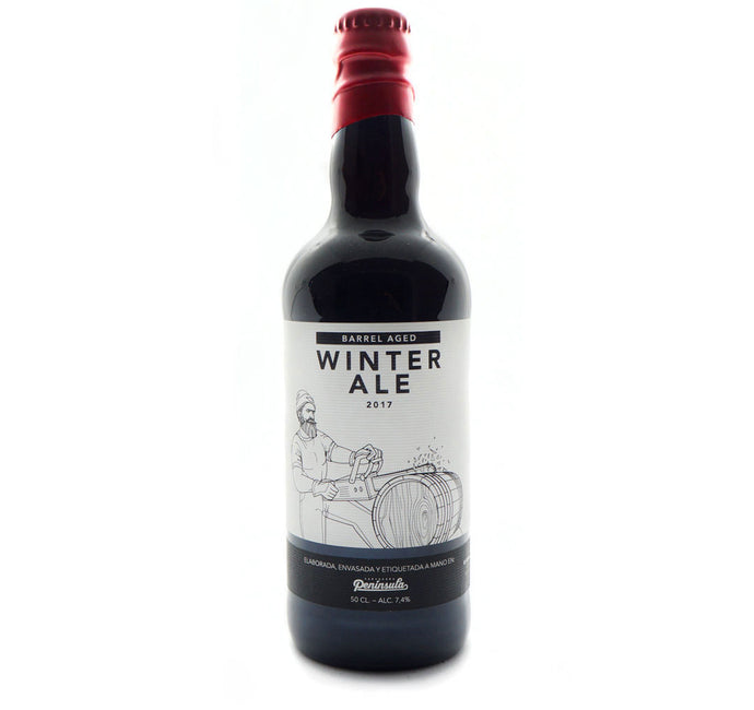 Barrel Aged Winter Ale 2017 - Últimas unidades!!