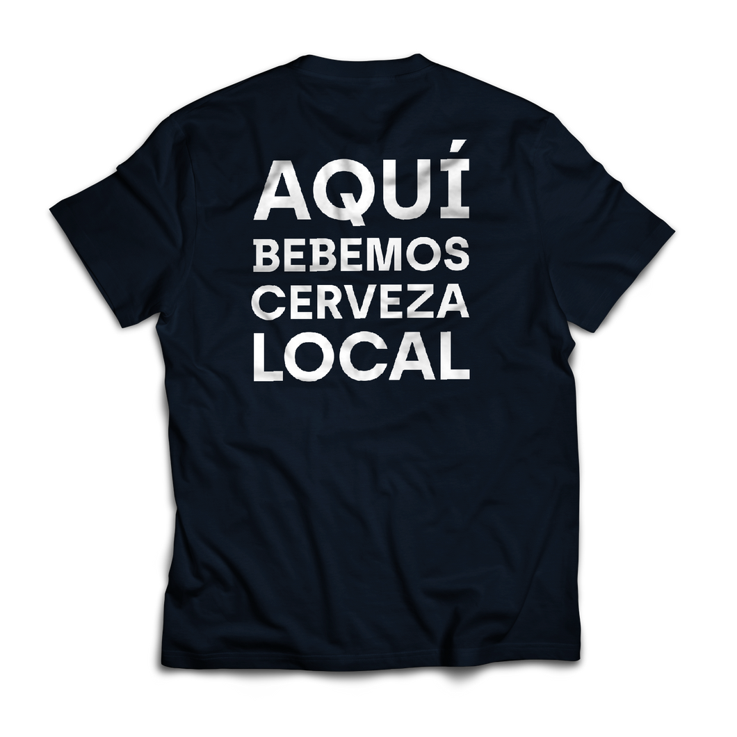 Camiseta Drink Local