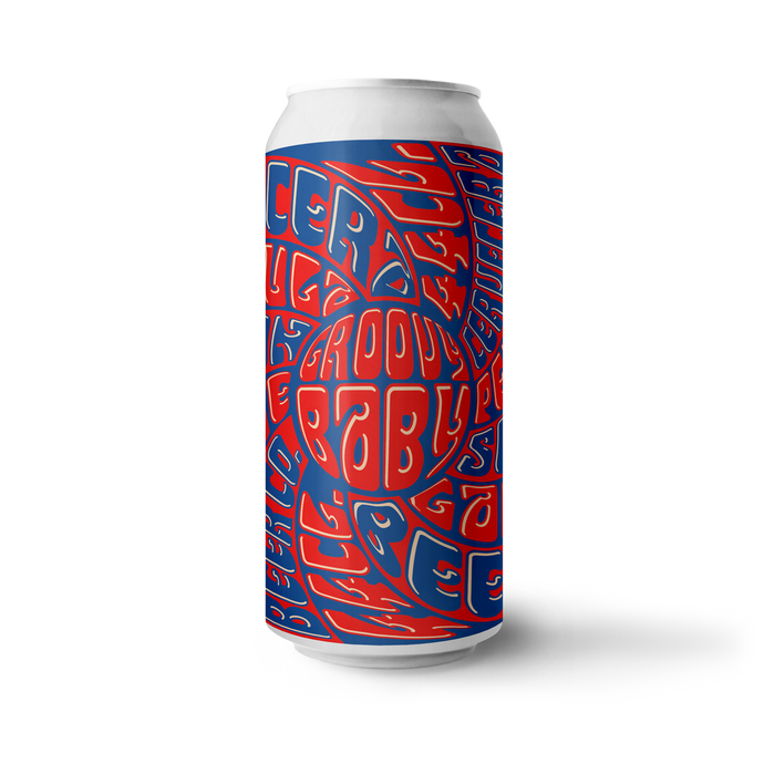 Groovy Baby (con Garage Beer Co.)