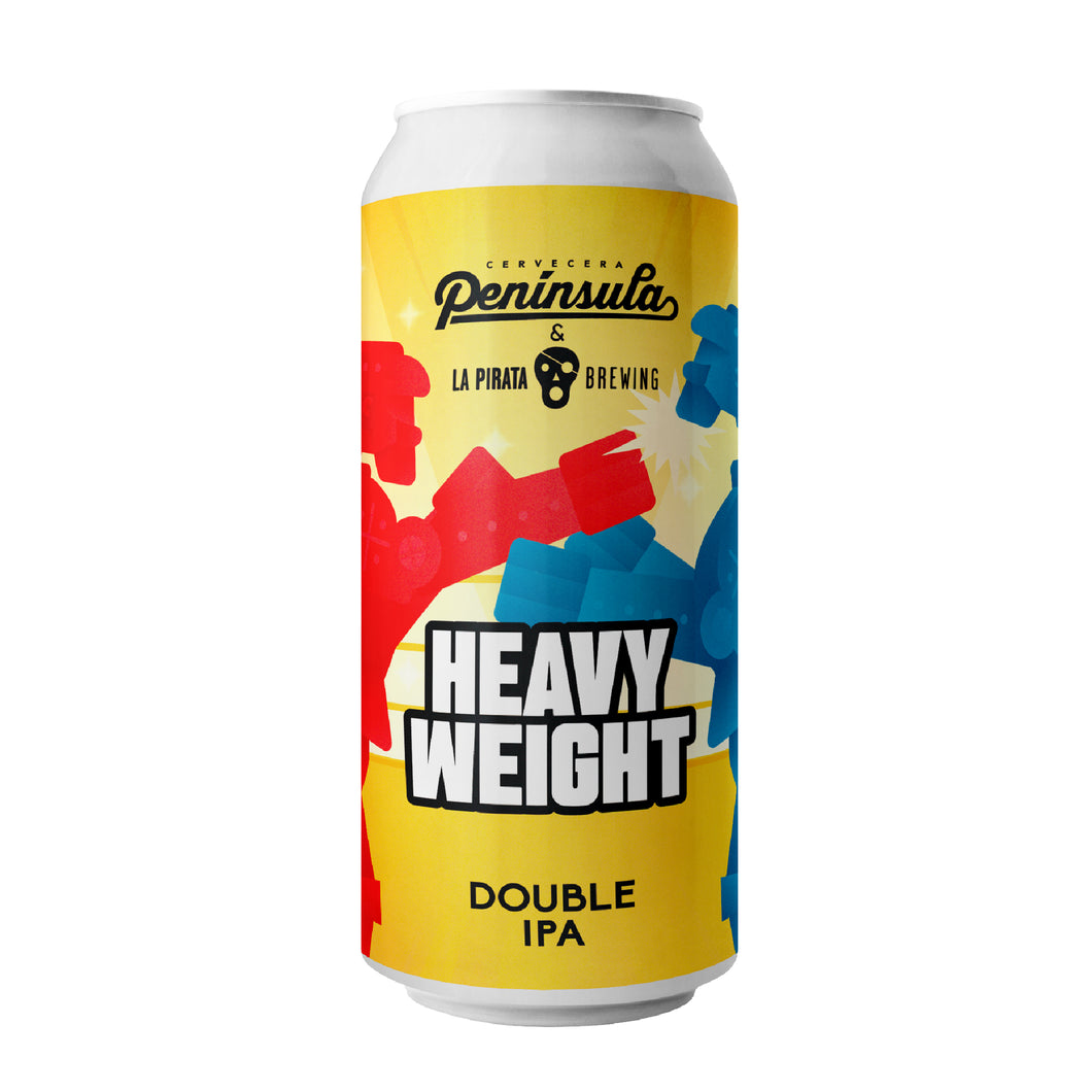 Heavyweight (con La Pirata Brewing)