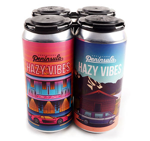 Hazy Vibes Series 4-Pack Mixto