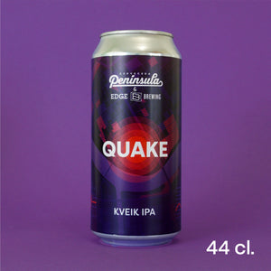 Quake (con Edge Brewing)