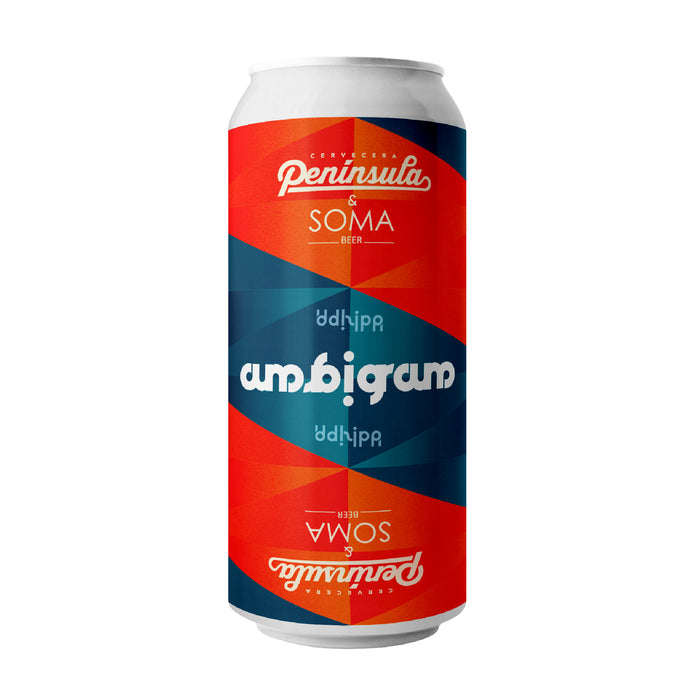 Ambigram (con Soma Beer)