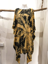 Load image into Gallery viewer, Mable Tunic Black & Gold