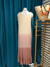 Load image into Gallery viewer, Pink Ombre High Low Dress