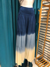 Load image into Gallery viewer, Blue Ruffle Pants