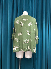 Load image into Gallery viewer, Mini Kimono Outer Feelers Green