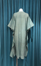Load image into Gallery viewer, Blue Long Kaftan