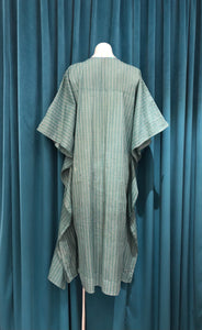 Blue Long Kaftan