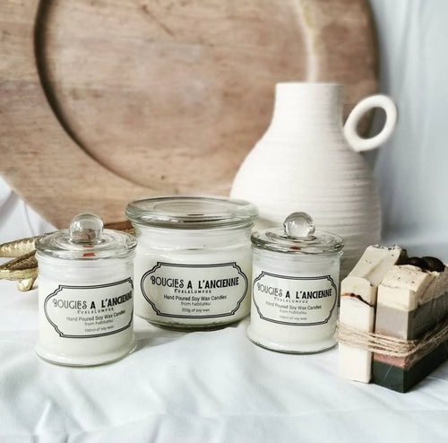 350gr (60hrs) Luxury Collection Scented Candles