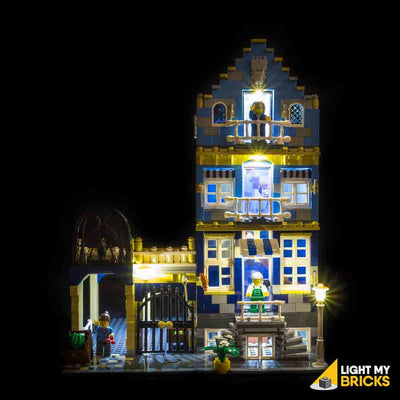 LEGO LED Light Kit for 10190 Market Street Straightt