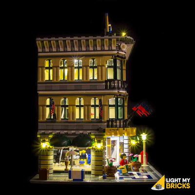 LEGO LED Light Kit for 10211 Grand Emporium Side