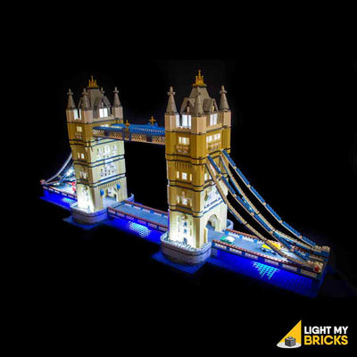 LEGO LED Light Kit for 10214 Tower Bridge Top