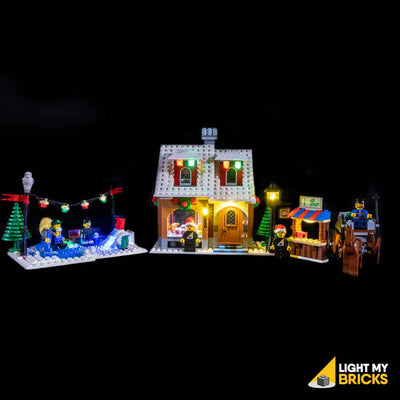 LEGO Winter Village Bakery #10216 Light Kit
