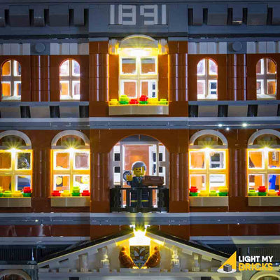 LEGO LED Light Kit for 10224 Town Hall Balcony