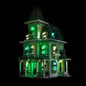 LEGO Haunted House #10228 Light Kit