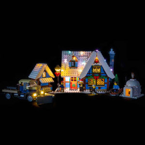 LEGO Winter Village Cottage #10229 Light Kit