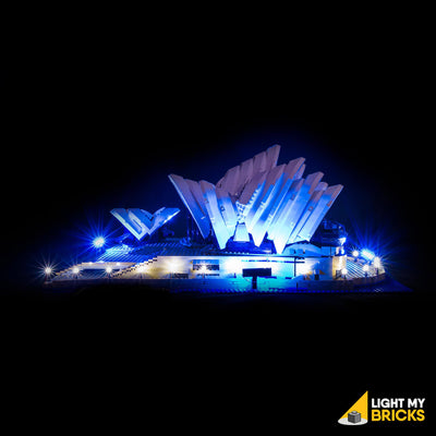 LEGO LED Light Kit for 10234 Sydney Opera House Side