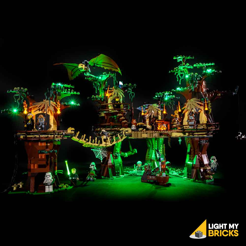 LEGO Star Wars Ewok Village #10236 Light Kit