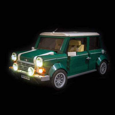 LEGO Mini Cooper #10242 Light Kit