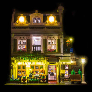 LEGO Parisian Restaurant #10243 Light Kit