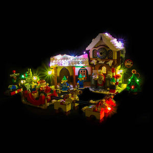LEGO Santa's Workshop #10245 Light Kit