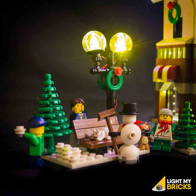 LEGO LED Light Kit for 10249 Winter Toy Shop Lamp Post