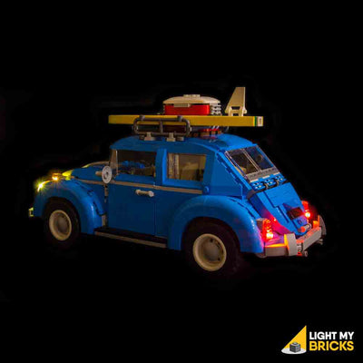 LEGO LED Light Kit for 10252 Volkswagen Beetle Rear