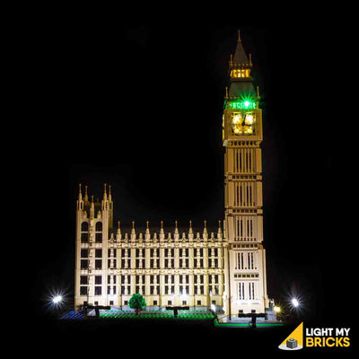 LEGO LED Light Kit for 10253 Big Ben Straight
