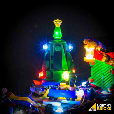 LEGO LED Light Kit for 10254 Winter Holiday Train Christmas Tree