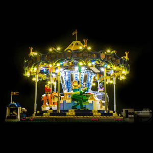 LEGO Carousel #10257 Light Kit
