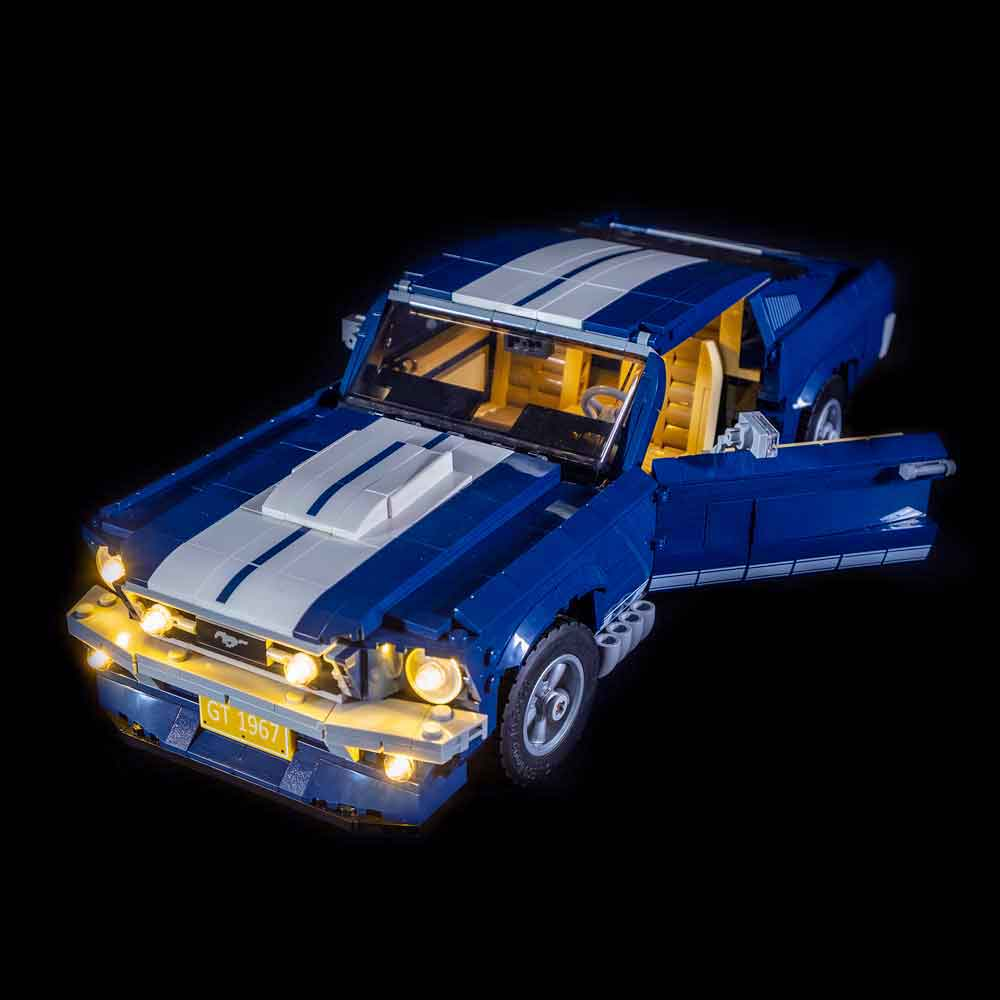 LEGO Ford Mustang GT #10265 Light Kit